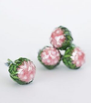 Lollipop Strawberry
